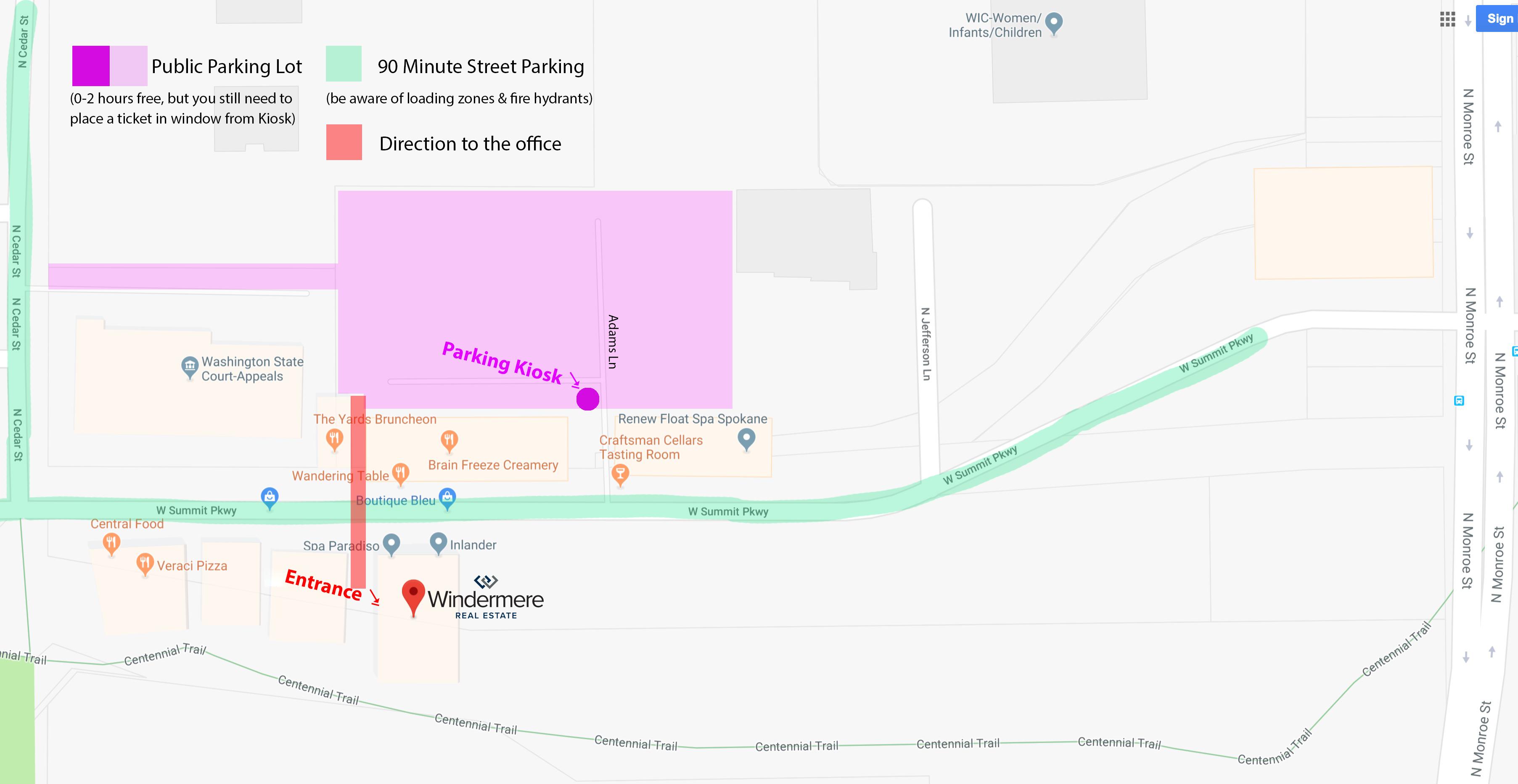 CG-map